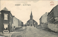 Arsimont : Rue de l'Eglise
