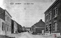 Arsimont : rue des quatre Baty