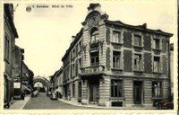 Auvelais : Hôtel de Ville
