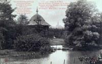 Auvelais : Usine Saint Roch : Parc du château - échappée sur les Alloux