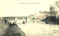 Tamines : le Pont de Sambre