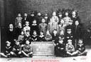 Tamines photo de classe : Institut Saint Jean-Baptiste  5ème année 1930