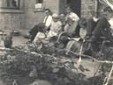 Tamines : la famille GILLAIN en 1959
