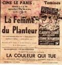 Tamines : Cinéma : Le Paris : programme