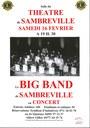 Auvelais : le Big Band de Sambreville au théâtre d'Auvelais