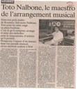 Keumiée : Salvatore NALBONE (arrangement musical)