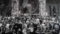 Lourdes : rassemblement de Mineurs de Moignelée notamment