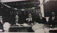 Vive Sainte Barbe (Au nom du comité de l'amicale)