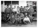 Tamines : Fonderies et poêleries. Personnel ouvrier. Années 1960