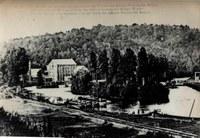 Tamines : moulin Concordia à Grogneaux