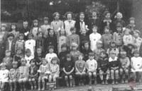 Arsimont : école communale. Classe de 1928