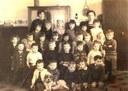 Arsimont : photo de classe. Classe de Mme LAMBERT Aline