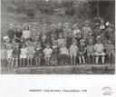 Arsimont : école des sœurs classe gardienne 1928