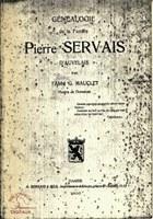 Généalogie de la Famille Pierre SERVAIS d'Auvelais