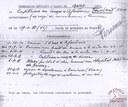Etat de la Commission médicale d'appel du mois d'août 1919 relative au Capitaine en second d'infanterie Fernand Henri Maximilien FERNEMONT