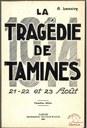 La Tragédie de Tamines, 21-22 et 23 août
