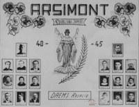Arsimont : n'oublions jamais 1940 -1945