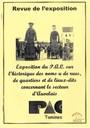 Exposition du P.A.C. sur l'historique des noms de rues, de quartiers et de lieux-dits concernant le secteur d'Auvelais. Revue de l'exposition.