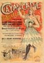 Affiche de la Cavalcade d'Auvelais de 1898