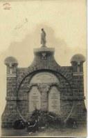 Tamines : premier monument pour le Caporal LEFEUVRE