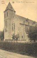 Tamines : Eglise de la Praile