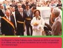 Auvelais : la Reine Fabiola visite l'hôpital en 1979