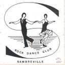 """Sambreville : autocollant au nom de """"Rock Dancek Club"""""""