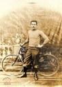 Falisolle : cycliste (nom et année inconnus pour le moment)
