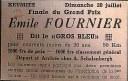 Keumiée : finale du Grand prix Emile FOURNIER