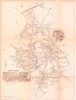 Sambreville : plan daté de 1977