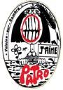 Velaine-sur-Sambre : autocollant du Patro de Velaine-sur-Sambre