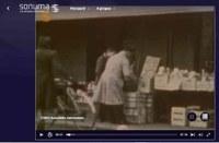 Tamines : petite vidéo du cinéaste amateur Willy CLEMENT